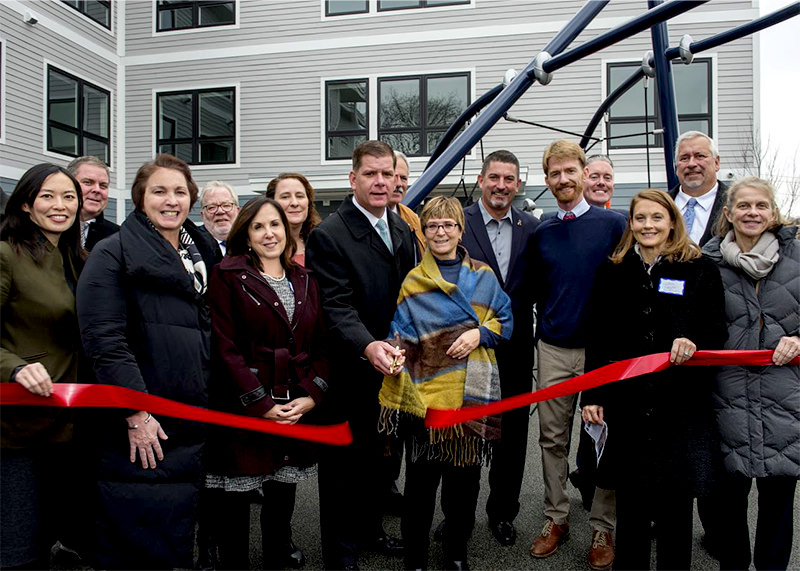 Webster Bank Community Reinvestment - Fairmount Boston