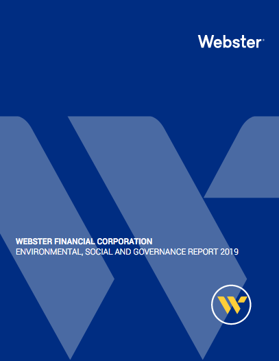 2019 ESG cover page