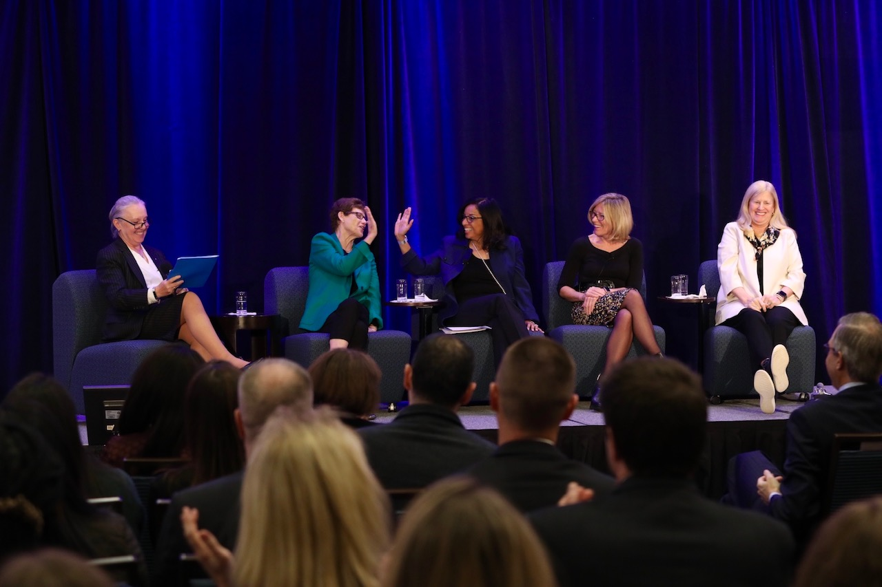 WeWIN Career Series  Board of Directors Panel Discussion – October 2019