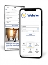 Webster Bank Mobile Banking app - for IOS and Android